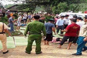 Lai Châu: Tai nạn thảm khốc, 14 người thương vong