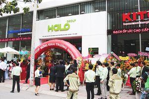 HaloGroup mở phòng trưng bày vật liệu trang trí nội - ngoại thất