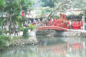 Huyện Cẩm Thủy phát triển du lịch gắn với bảo tồn văn hóa truyền thống
