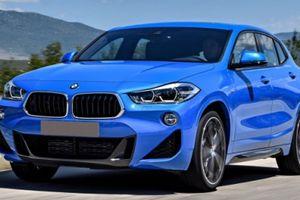 BMW X2 2018 chốt ngày ra mắt tại Việt Nam