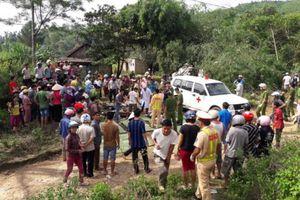 Tai nạn xe khách Lai Châu:13 người chết, Chủ tịch tỉnh đến hiện trường