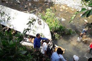 Hội Chữ thập đỏ Việt Nam hỗ trợ nạn nhân vụ tai nạn thảm khốc ở Lai Châu