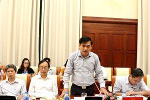 Kiểm tra hoạt động công vụ tại Ngân hàng Nhà nước Việt Nam