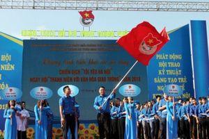 Thành đoàn triển khai Chiến dịch 'Tôi yêu Hà Nội', Ngày hội 'Thanh niên với văn hóa giao thông'