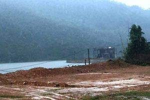 Vi phạm đất đai tràn lan tại khu rừng phòng hộ huyện Sóc Sơn