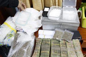 Đối tượng trong đường dây mua bán ma túy 'khủng' sắp hầu tòa
