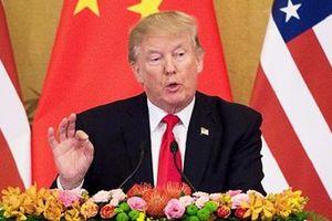 Ông D.Trump lệnh chính thức áp thuế 200 tỷ USD hàng nhập từ Trung Quốc