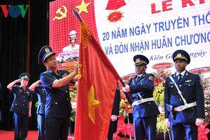 Vùng Cảnh sát biển 4 bảo vệ tốt chủ quyền trên vùng biển Tây Nam Tổ quốc