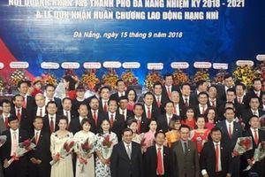 Anh Hà Đức Hùng được bầu làm chủ tịch Hội Doanh nhân trẻ Đà Nẵng
