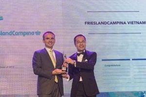 FrieslandCampina VN: Top 20 'Nơi làm việc tốt nhất Châu Á 2018'