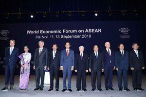 WEF ASEAN 2018: Củng cố và nâng cao vị thế của Việt Nam