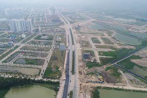 Toàn cảnh tuyến đường nối 4 quận, huyện Hà Nội trước ngày khánh thành