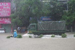 Lực lượng Công an sẵn sàng ứng phó với bão số 6 và rủi ro thiên tai do hoàn lưu bão gây ra