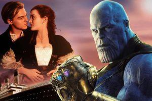 'Avengers: Infinity War' vượt mặt doanh thu 'Titanic' ở Mỹ