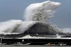 Còn nhiều siêu bão như Mangkhut hoành hành vì biến đổi khí hậu