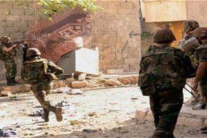 SAA phát động tấn công sát nách căn cứ Mỹ