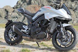 Suzuki tiết lộ về sportbike tầm trung Katana mới