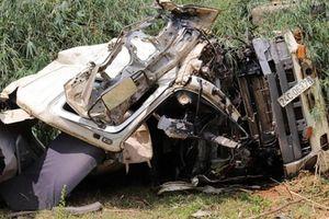 Tai nạn 13 người chết ở Lai Châu:Xe bồn 'phi' 109km/h trước khi đâm