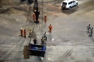 2 người chết bất thường dưới hầm tàu khi cập Cảng Quy Nhơn