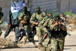 Sốc: Thủy quân lục chiến Mỹ bí mật tập trận cùng phiến quân Syria