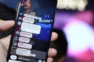 Sony livestream 2 nữ ca sĩ xinh đẹp của Nhật Bản bằng Facebook 360 độ