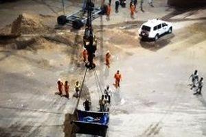 Hai công nhân chết ngạt trong khoang tàu hàng tại cảng Quy Nhơn
