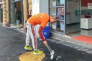 'Triệu phú thu gom rác' ở Trung Quốc