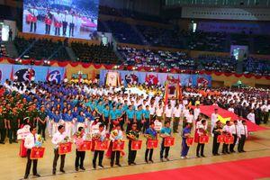 Khai mạc Đại hội Thể dục thể thao TP Đà Nẵng lần thứ VIII năm 2018