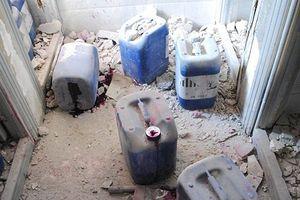 Nga: Phiến quân 'dàn dựng' cuộc tấn công hóa học tại Idlib để đổ lỗi cho Syria