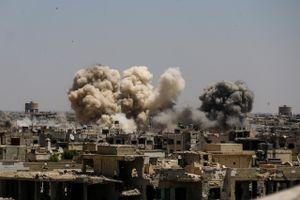 Israel bị tố nã tên lửa vào sân bay thủ đô của Syria