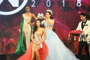 Thí sinh rớt Hoa hậu Hoàn vũ giành vương miện Hoa hậu Thế giới Thái Lan