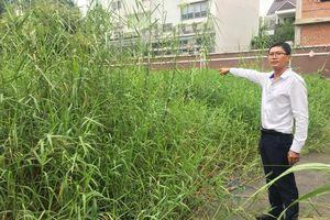 Mua đất, được cấp phép xây dựng nhưng vẫn không thể xây nhà