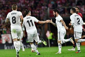 Isco lóe sáng, Real hòa may mắn trước Bilbao