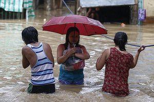 Siêu bão Mangkhut càn quét tại Philippines, 28 người thiệt mạng