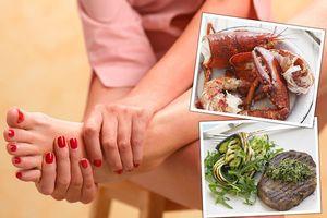 6 loại thực phẩm bệnh nhân viêm xương khớp cần tránh
