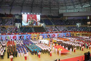 Đà Nẵng: Khai mạc Đại hội Thể dục thể thao lần thứ VIII – 2018