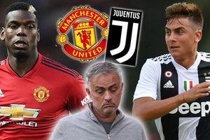MU đổi kèo khó tin với Juventus, Mourinho rước 'ông kễnh' Ozil