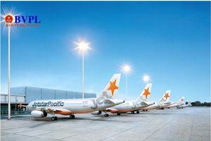 Jetstar Pacific hủy 4 chuyến bay do siêu bão Mangkhut