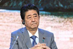 Thủ tướng Nhật nêu điều kiện tiên quyết để ký hiệp ước hòa bình với Nga