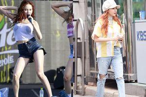 Hyuna - Nữ idol Kpop có gu thời trang khác biệt 'một trời một vực' giữa sân khấu và đời thường