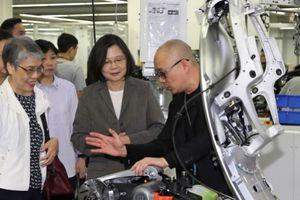 Đài Loan thu hút doanh nghiệp rời Trung Quốc đại lục về làm ăn