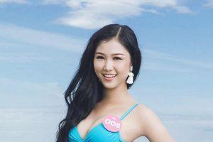 Nhan sắc và chiều cao ấn tượng của người đẹp Hà Tĩnh tại Chung kết Hoa hậu Việt Nam 2018