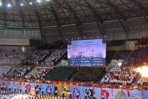 Ấn tượng khai mạc Đại hội Thể dục thể thao TP.Đà Nẵng