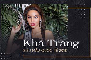 Quán quân Siêu mẫu Quốc tế Khả Trang: Chê tôi như chuyển giới thì cứ đẹp được như tôi đi!