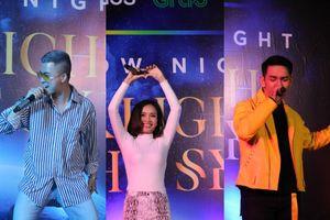 Ái Phương, Lê Thiện Hiếu, Sơn Ngọc Minh, Hoài Sa hội tụ tại đêm nhạc 'Rainbow night' dành cho người đồng tính