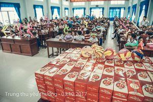 Mua bánh trung thu không nhãn mác tặng trẻ em nghèo bị phạt 10 triệu đồng
