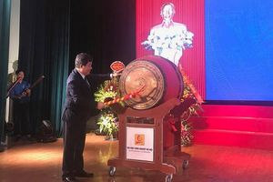9.000 tân sinh viên nhập học Trường Đại học Công nghiệp Hà Nội