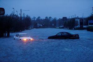 Bão Florence gây thiệt hại nặng nề tại Mỹ