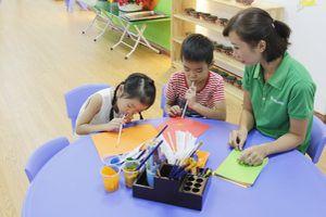 Xem xét nâng chuẩn giáo viên mầm non từ trung cấp lên cao đẳng sư phạm