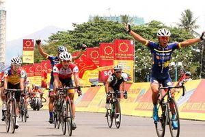 Cấm lưu thông trên đường Lê Duẩn để thi giải xe đạp quốc tế